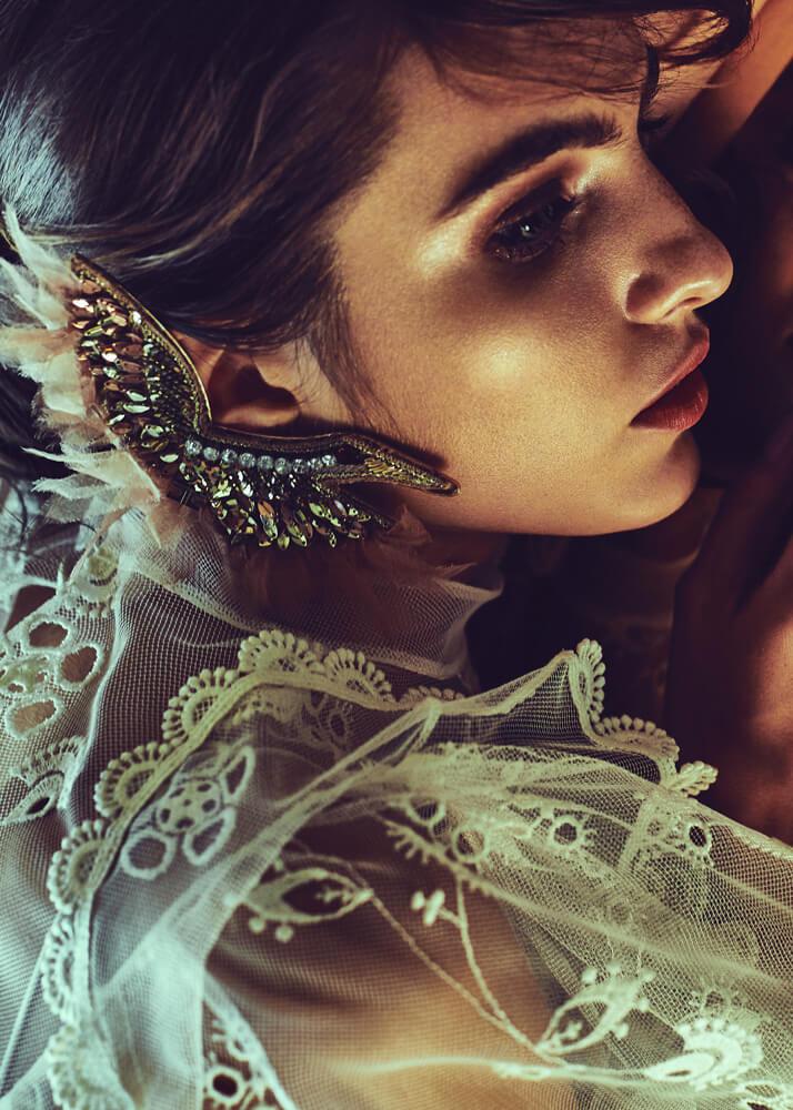 Araman | Dubai Fashion Photographer | Ballet for Haya Magazine | Fashion Editorial