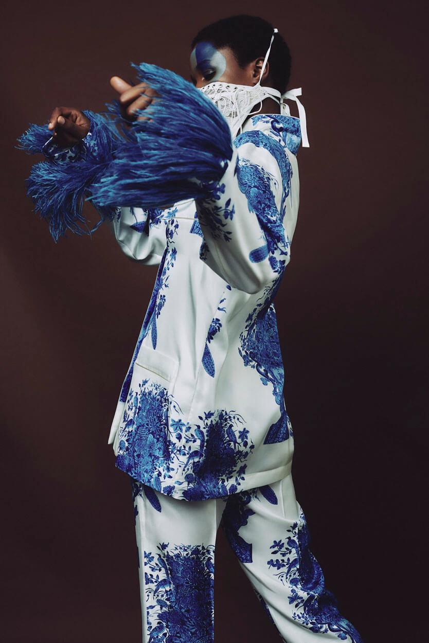 Fashion Photographer Dubai - Harper Bazaar