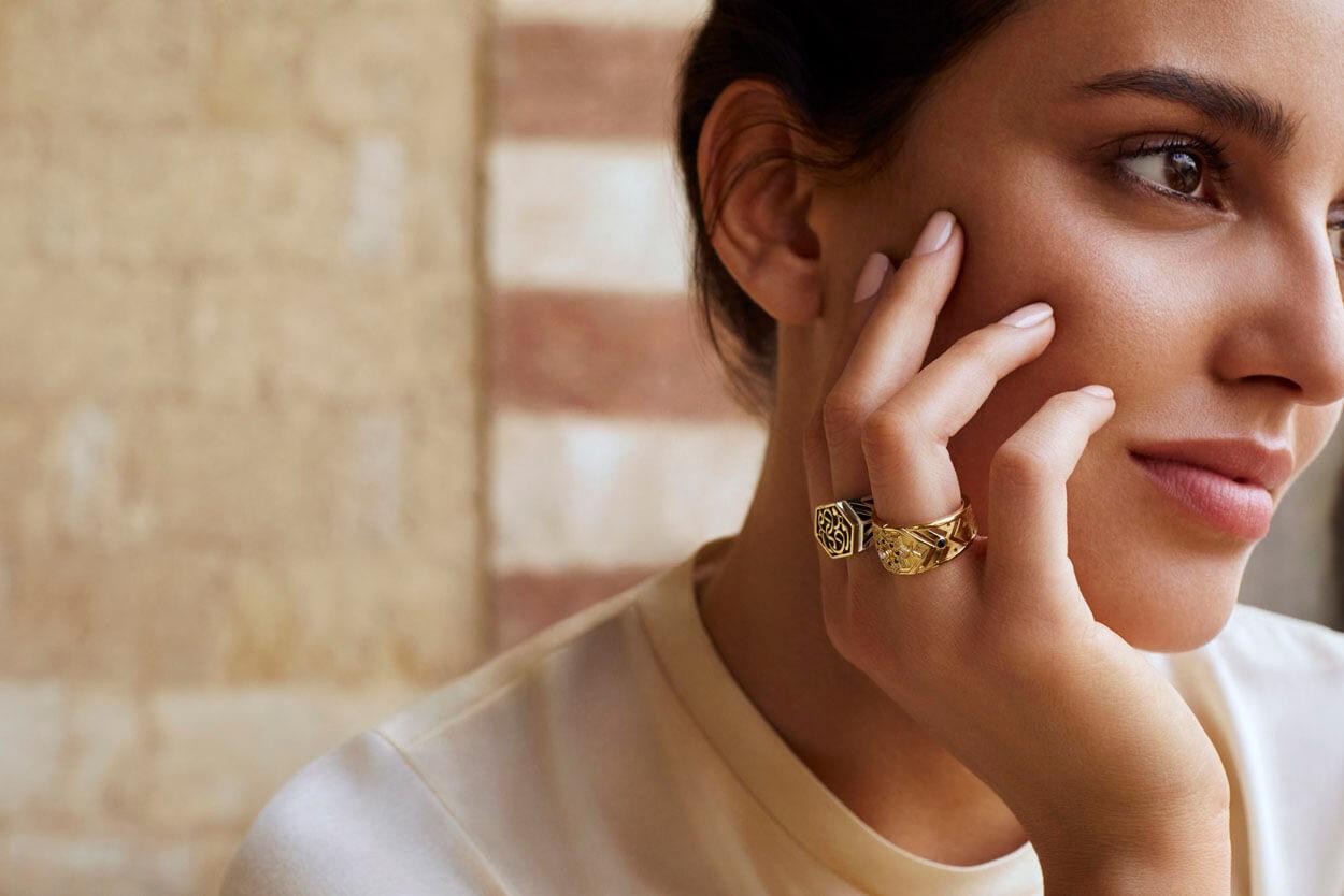 Jewellery Photographer Dubai Arabic Jewellery Azza Fahmy_005